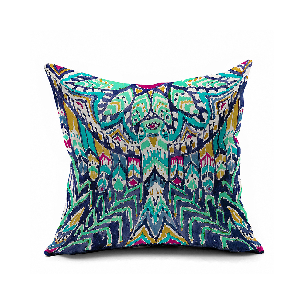 Ikat Throw Pillow Covers : Watercolor Ikat Cushion Cover,ikat Throw Pillow Covers,pottery Barn Ikat Pillow Cover For Sale ...